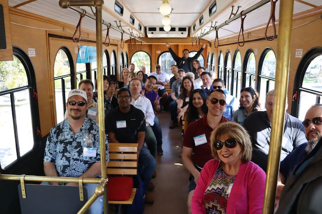 We offer wine tours for company events
