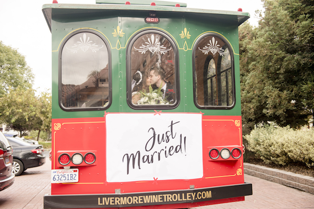 We offer wine tours for weddings